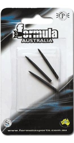 DART POINTS - Black Short 32mm