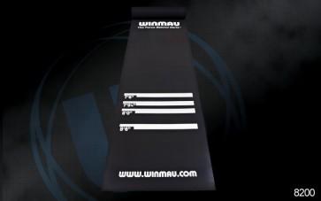 Winmau Heavy-Duty Rubber Dart Board MAT - Distance Markers