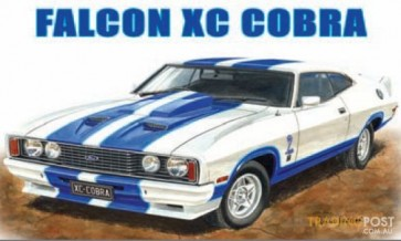 Australian Cars & Transport Ford Falcon XC Cobra Tin Sign