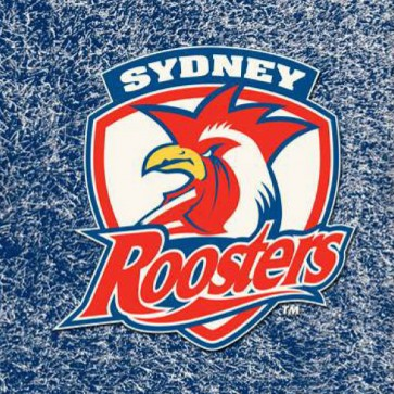 NRL Licensed Pool Snooker Billiards CLOTH 9 Foot - Sydney ROOSTERS