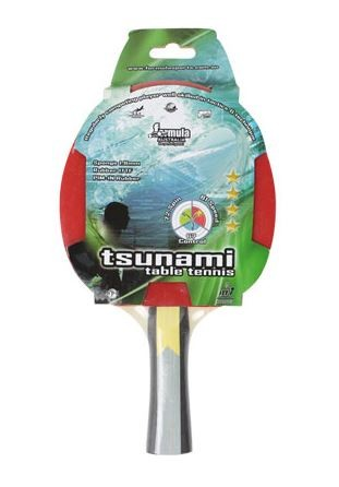 Tsunami 4 Star Table Tennis Bat