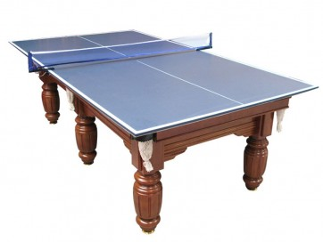 Table Tennis Table Top Blue