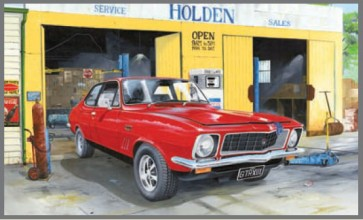 Australian Cars & Transport Torana GTR-XU1 Tin Sign