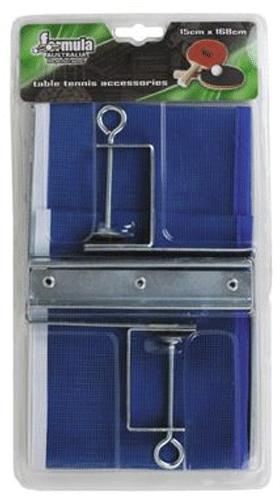 Standard Nylon TABLE TENNIS NET with Metal Posts