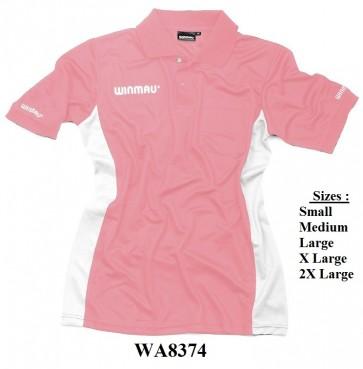WINMAU WILD ROSES WINCOOL DART SHIRT