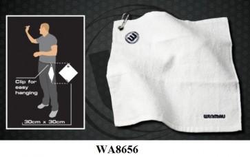 WINMAU SPORTS TOWEL WITH CLIP