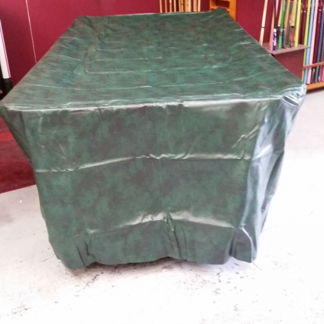 Full Length Heavy Duty FITTED Pool Snooker Billiards TABLE COVER - How heavy is a pool table