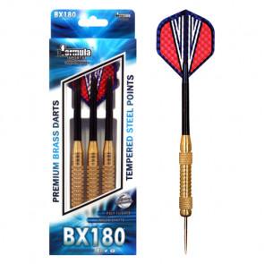 BX180 Premium Brass Darts - In Wallet 18g