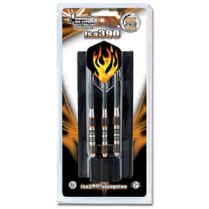 FSA390 90% Tungsten Dart Nylon Shafts - in Wallet 21gm