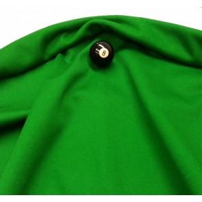 Matrix Pool Snooker Billiards Table CLOTH-FELT 8ft X 4ft - GREEN