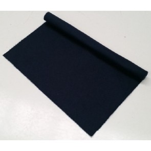 HAINSWORTH English Pool Snooker Billiards CLOTH 8ft x 4ft - NAVY