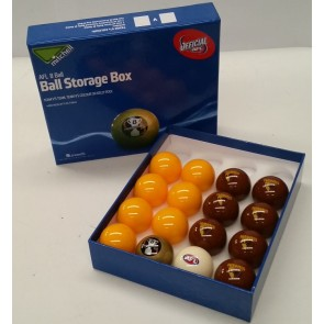 AFL Licensed POOL BALLS - 16 Pack - Hawthorn HAWKS