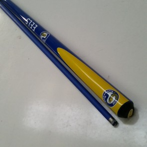 "NRL Licensed Pool Snooker Billiards CUE - 2pce 57"" - Parramatta EELS"