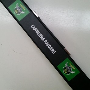 NRL Pool Snooker Billiards CUE CASE - Canberra RAIDERS