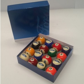 """Official Licensed KELLY POOL BALL Set 2"""" - FORD"""