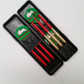 NRL Licensed DART SET - South Sydney RABBITOHS