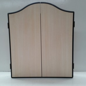 Winmau Dartboard CABINET - Birch