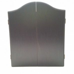 Winmau Dartboard CABINET - Plain Black