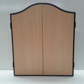 Winmau Beechwood Dartboard CABINET