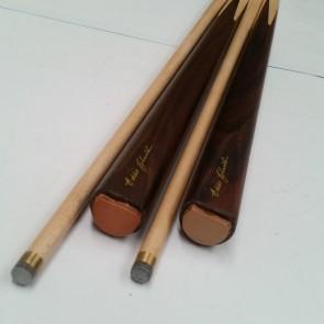Four (4) New Eddie Charlton Sniper Canadian Maple 57 Inch 1piece Pool Snooker Billiard Cue w/ Glue On Tip