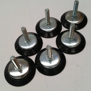 Set of Six TABLE LEG Adjusters