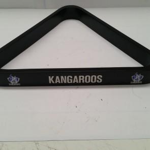 AFL Licensed TRIANGLE - North Melbourne KANGAROOS