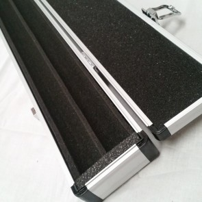 "C63 (3/4) Alloy Black Top 50"" CUE CASE"