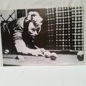 Clint Eastwood Pool POSTER