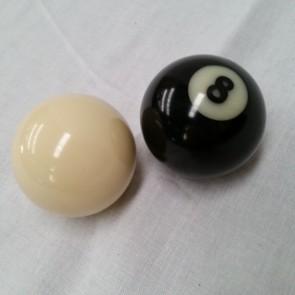 """CrAzY CUE & 8 BALLS 2"""" - Pool  Snooker Billiards"""