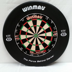 Winmau Dartboard SURROUND - BLACK