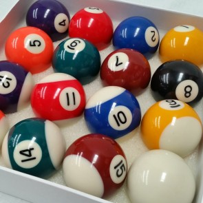 Standard POOL BALL Set 1 7/8""