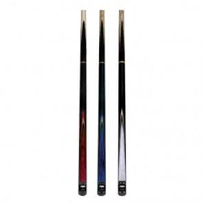 "Premium Ash/Rosewood CUE 57"" - Pool Snooker Billiards - 2 Piece - White"