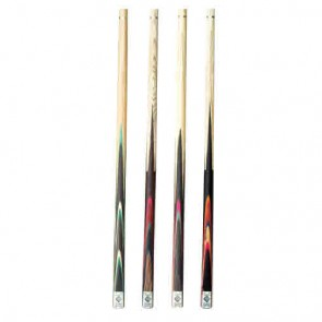 "Hampton Premium Ash CUE 57"" - Pool Snooker Billiards - 2 Piece - Green"