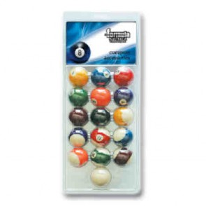 "Recreational 2"" POOL BALLS"