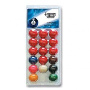 "Recreational 1 7/8"" SNOOKER BALLS"