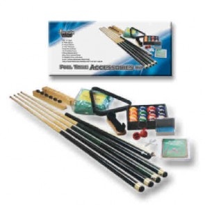 Pool Snooker Billiards Full ACCESSORY KIT