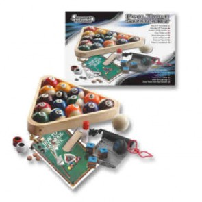 Pool Snooker Billiards Starter ACCESSORY KIT