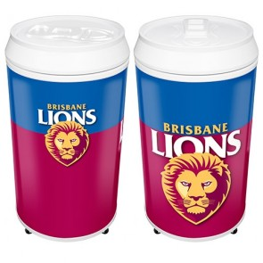 AFL Coola CAN FRIDGE - Brisbane LIONS