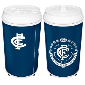 AFL Coola CAN FRIDGE - Carlton BLUES