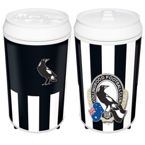 AFL Coola CAN FRIDGE - Collingwood Magpies