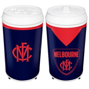 AFL Coola CAN FRIDGE - Melbourne DEMONS
