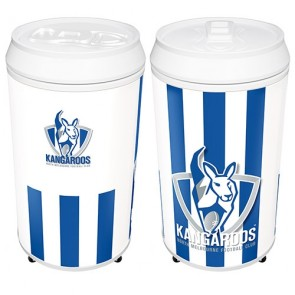 AFL Coola CAN FRIDGE - North Melbourne KANGAROOS