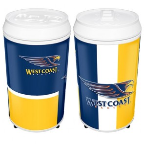 AFL Coola CAN FRIDGE - West Coast EAGLES