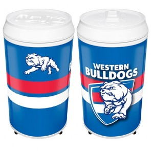 AFL Coola CAN FRIDGE - Western BULLDOGS