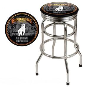 Double Ring BAR STOOL - Bundaberg Rum