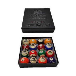 "Official Licensed KELLY POOL BALL Set 2"" - Bundaberg Rum"