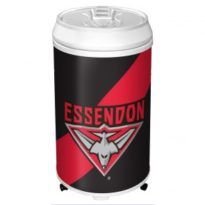 AFL Coola CAN FRIDGE - Essendon Bombers
