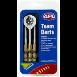 AFL Licensed DART SET - Collingwood MAGPIES