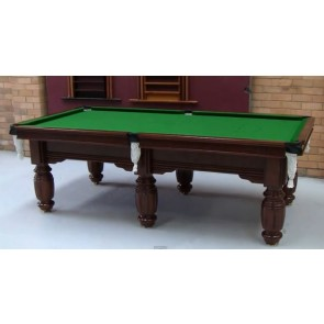 Re Cloth Pool Snooker Billiards Table - 10 Foot