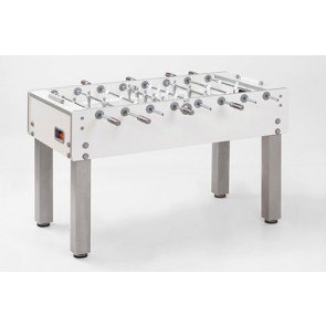 Garlando G500 White Soccer FOOSBALL Table